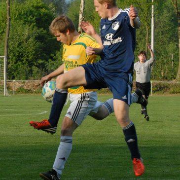 Derbysieg gegen Schafhausen