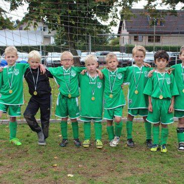 F-Jugend (U8) – 4. Platz in Oidtweiler