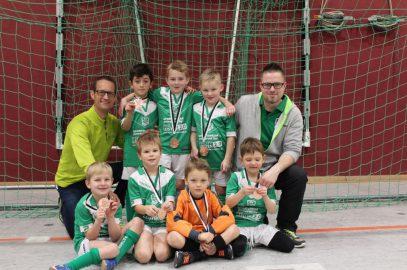 F-Jugend (U8) – 3. Platz in Wassenberg