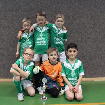 F-Jugend (U8) – 2. Platz in Straeten