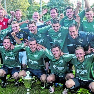 SV Waldfeucht-Bocket gewinnt den Gemeindepokal