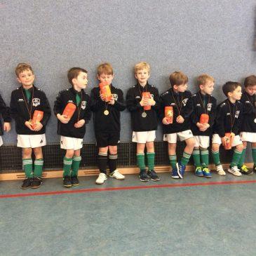 Bambini – 4. Platz beim Heister-Cup in Oberbruch