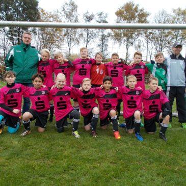 D-Jugend spielt gegen die Borussia