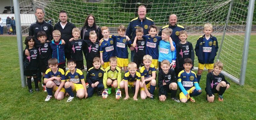 F1-Jugend mit 1. FC Wassenberg-Orsbeck