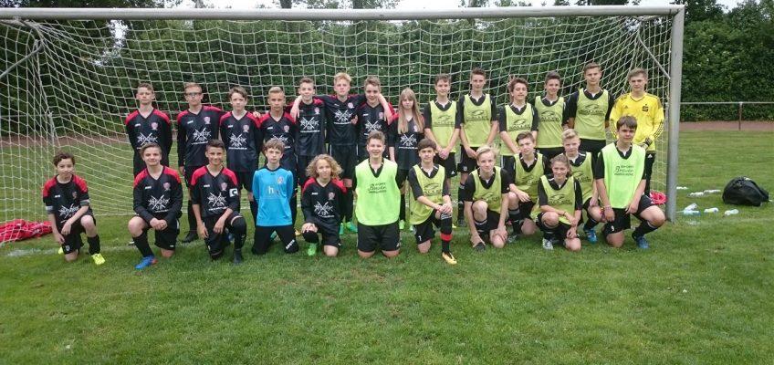 C-Jugend mit SV RW Braunsrath