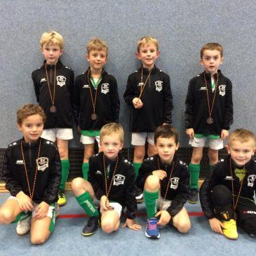 F-Jugend (U8) – 4. Platz beim Sport Heister Nikolausturnier