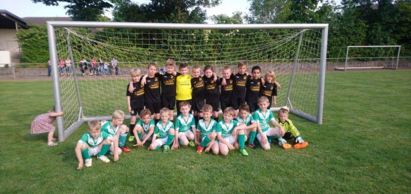 F2-Jugend mit FC Concordia Haaren