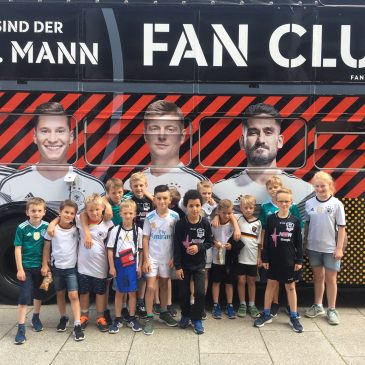 "U10 & Friends – ""DFB hautnah"" in Aachen"