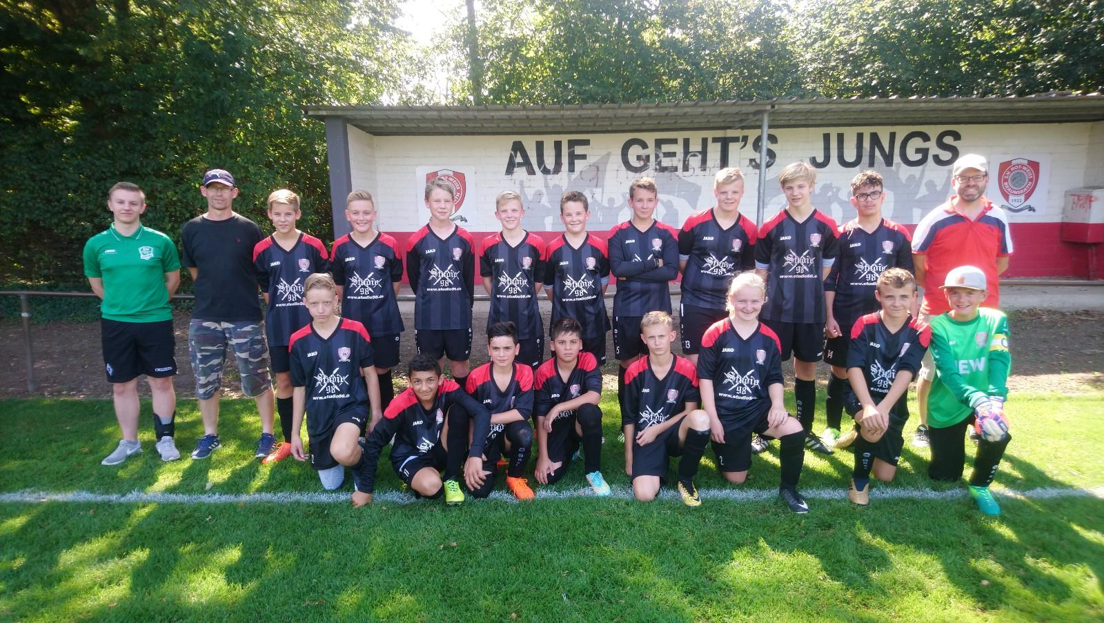 B-Jugend SG Waldfeucht-Bocket/Braunsrath
