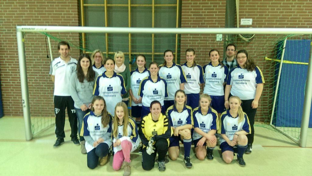 Damenmannschaft SV Waldfeucht-Bocket